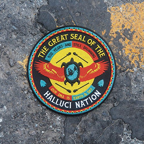 A Tribe Called Red - We Are The Halluci Nation (2016) [FLAC] Download