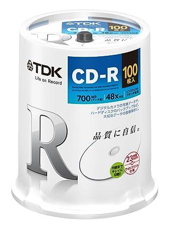 Amazon | TDK データ用CD-R 700M...