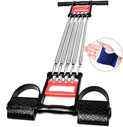 Poitrine Extenseur Ressort Tension Musculaire Exercice Fitness Gym Domicile Equipment Kids