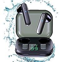 GUANGE R20 HIFI Fone De Ouvido Bluetooth 5.0 Inteligente Controle Toque, Bluetooth Fones De Ouvido CVC8.0 Redução de…