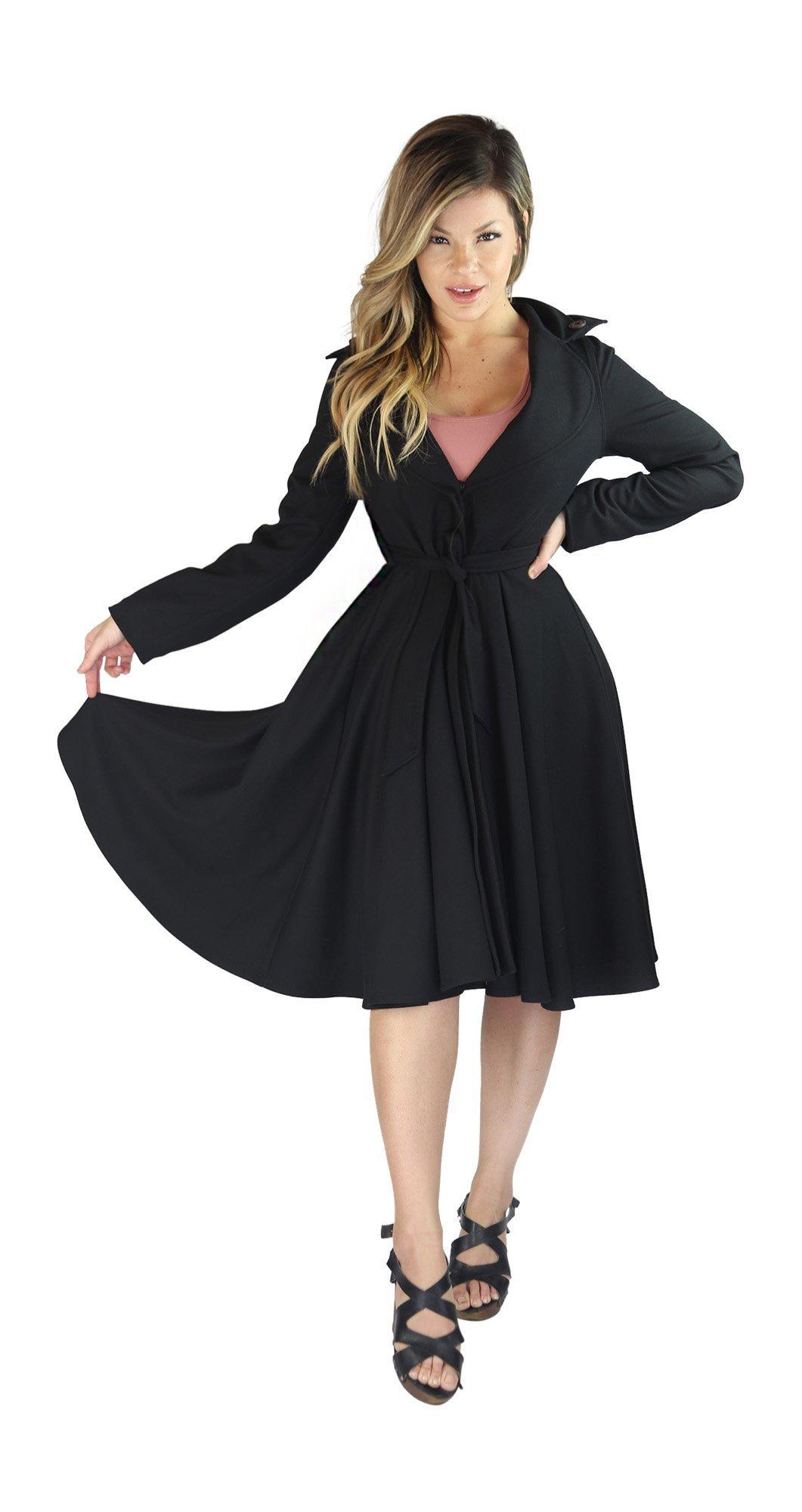 Best Rated in Women's Wool & Pea Coats & Helpful Customer Reviews - Amazon.com