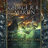 A Song of Ice and Fire Calendar 2017
