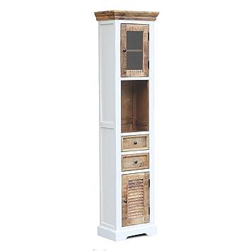 Möbel Ideal Hochschrank Neron 190 X 45 Cm Badhochschrank