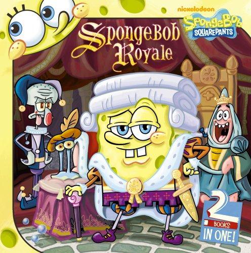 SpongeBob Royale: SpongeBob and the Princess; Lost in Time (SpongeBob -