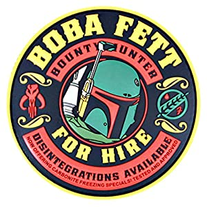 Boba Fett For Hire Morale Patch by Violent Little Machine Shop