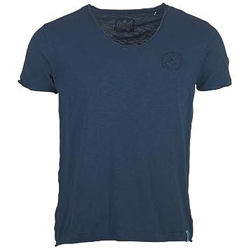 dd10bd626ccac3 Chiemsee Men's Alban T-Shirt, Men, ALBAN, Bering Sea, Medium: Amazon ...