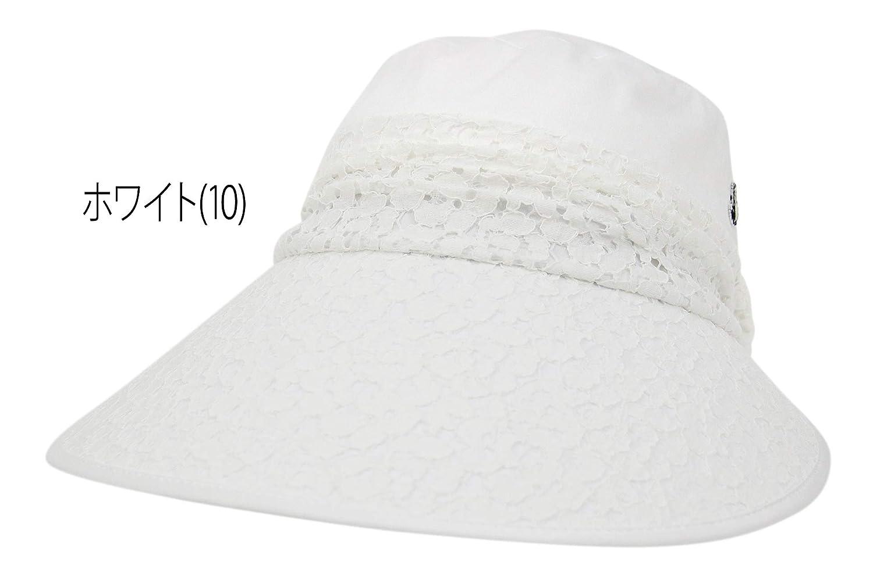 [ブラック&ホワイト] キャップ BLS8429 日本 F (FREE サイズ) ホワイト B07LDK1D36