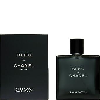 38965d923a Bleu de Chanel Eau de Parfum 100 ml Spray Uomo: Amazon.it