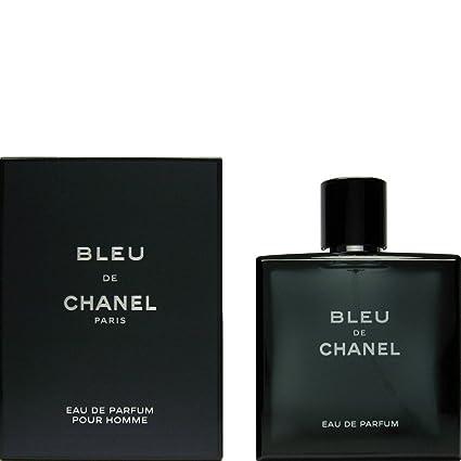9a8d97b62 CHANEL Bleu 100 ml - eau de parfum (Men, Invierno, 100 ml): Amazon ...
