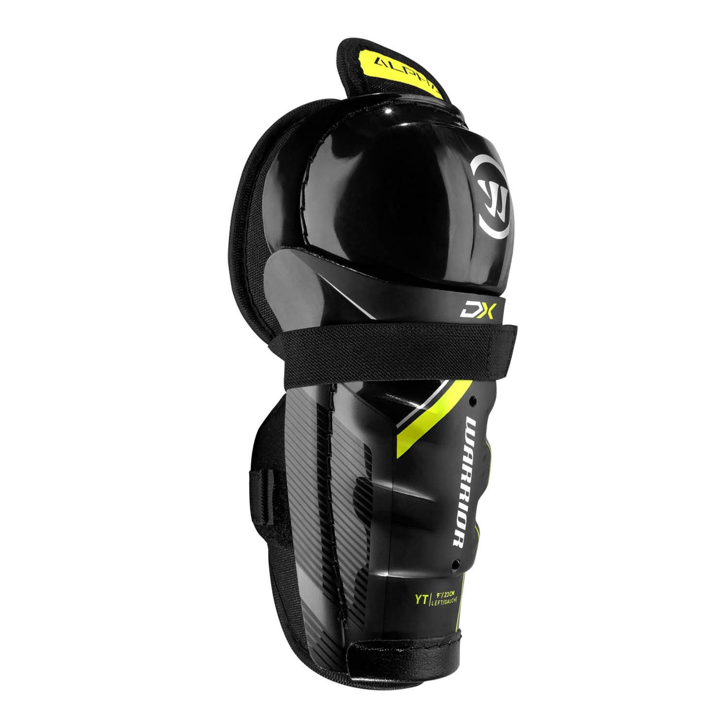 Warrior Sports Alpha Dx Youth Hockey Shin Guards