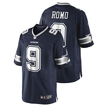 cheap for discount 50f53 a084e Nike Tony ROMO Dallas Cowboys Limited Jersey