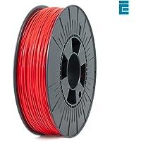 ICE FILAMENTS ICEFIL1PLA009 PLA Filament, 1.75 mm, 0.75 kg, Romantic Red