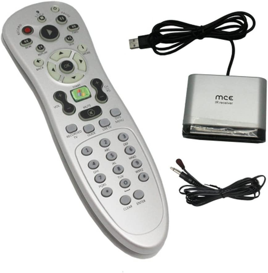 Windows XP//Vista//7//8//10//linux MCE Media Center MythTV LIRC PC Remote controller