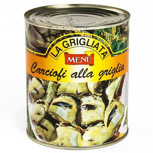 Grilled Artichoke Halves by Menu (1.76 pound)