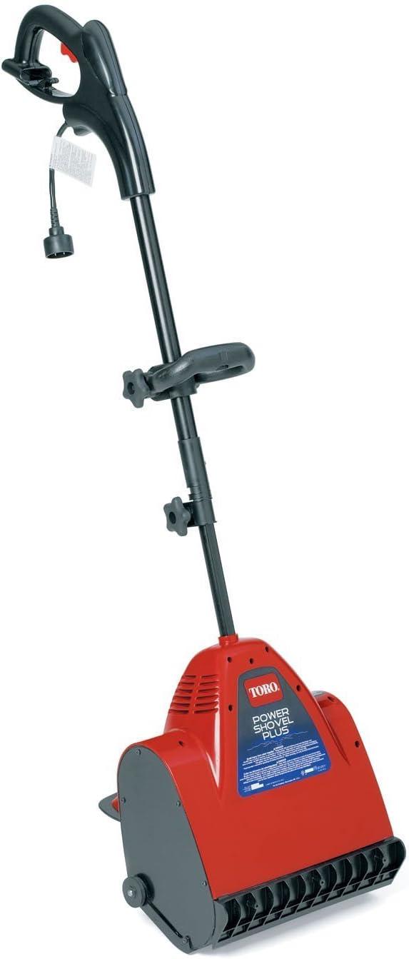 Amazon Com Toro Power Shovel 7 5 Amp Snow Thrower Electric Broom