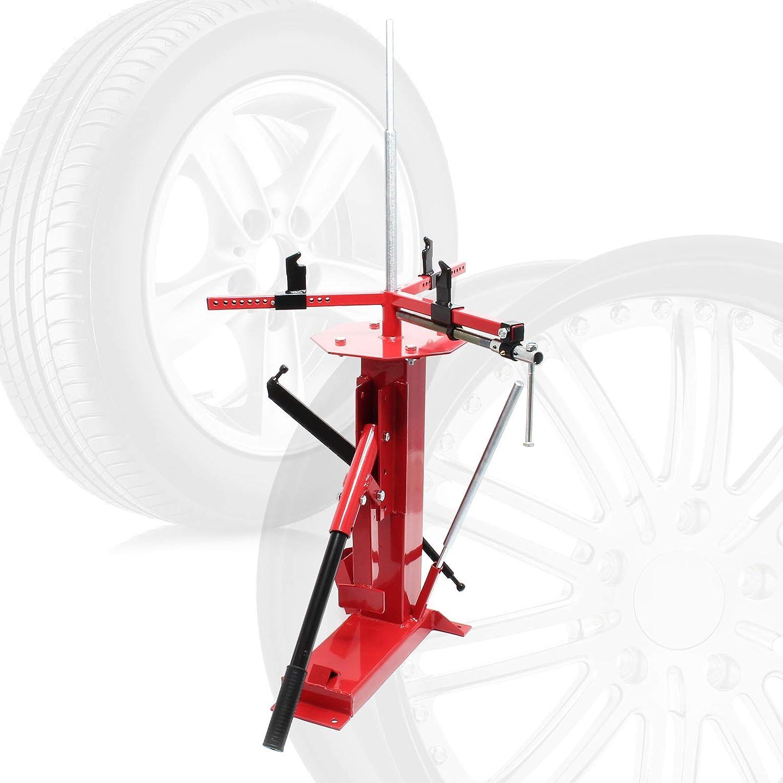 Desmontadora universal de neum/áticos de hasta 21 Autom/óviles Motocicletas Quads