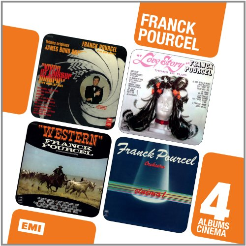 Free Coffret 4 CD Cinema