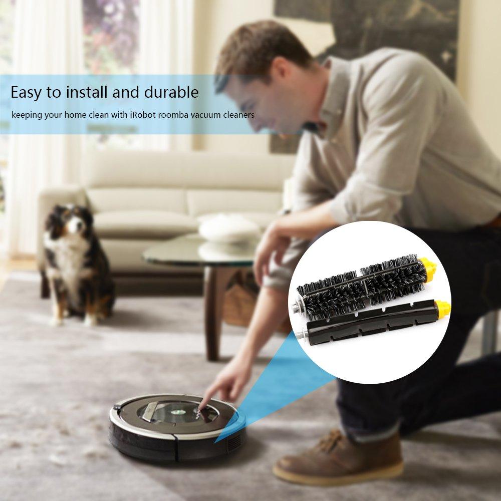 iRobot Kit Di Ricambi Roomba Accessori Per Roomba 620 651 600 630 650 660 Serie VEYETTE 10in1 pezzi