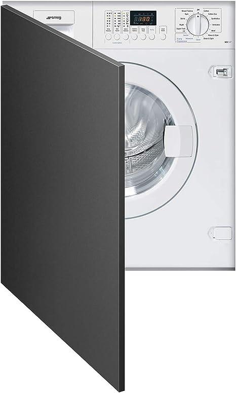 Smeg WDI147 Integrado Carga frontal A Blanco lavadora - Lavadora ...