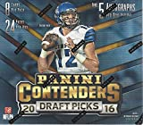 Top rookie quarterbacks & running backs from the 2016 NFL Draft in Passing Grades, Passing Grades Signatures, Rush Week & Rush Week Signatures. Bowl Ticket-serially #'d to 99, Championship Ticket-serially #'d to 1, Cracked Ice Ticket-...