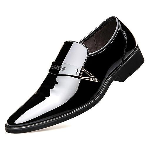 Business Da Punta Formalwear Scarpe Molla E Con A Uomo Yyf6b7vg