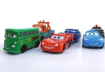 Brigamo 9 X Cars Spielzeugauto Tortenfigur Fur Die Torte Zum