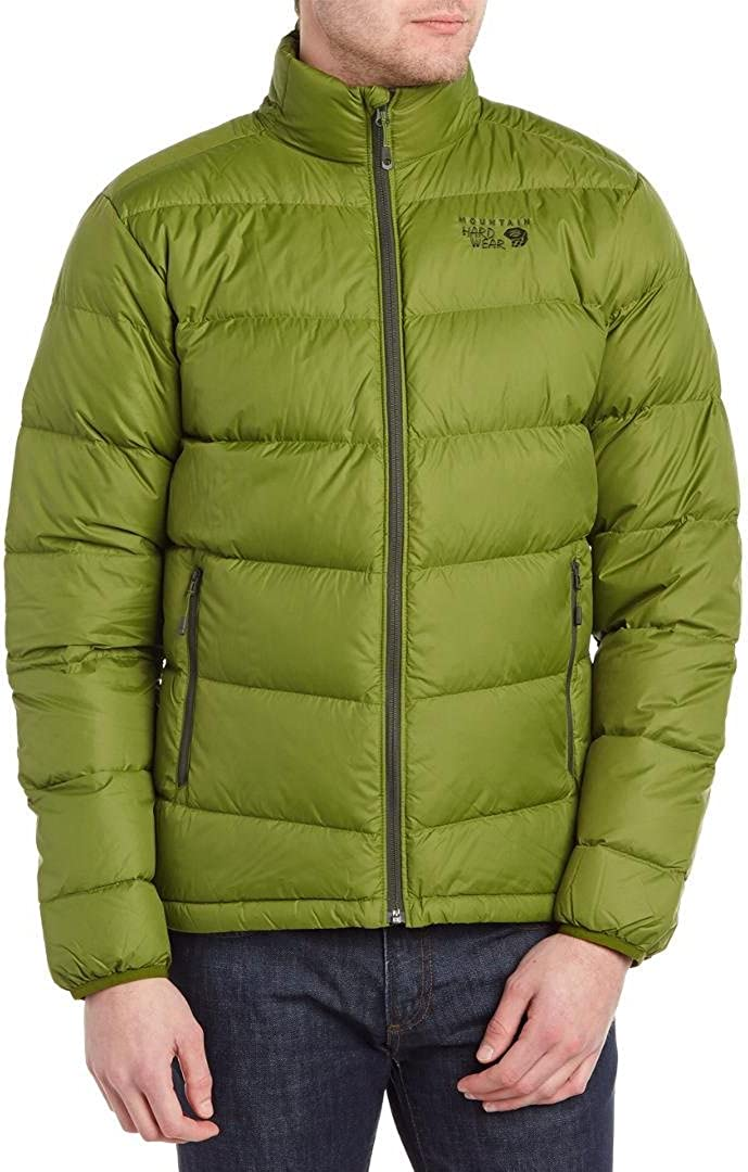 XL Amphibian Mountain Hardwear Mens Ratio Down Jacket