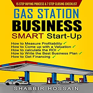 Gas Station Business Smart Start-Up Audiobook