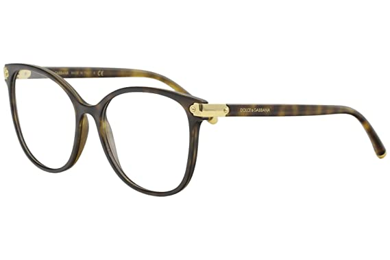 e8e6c08c Image Unavailable. Image not available for. Color: Eyeglasses Dolce & Gabbana  DG 5035 502 HAVANA