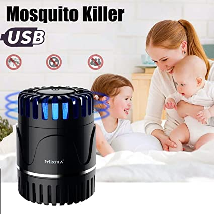 Amazon com: Exteren Electric Fly Bug Zapper Mosquito Insect