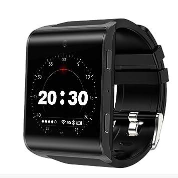 YUNDING Reloj Deportivo Bluetooth Reloj Digital Inteligente WiFi Internet GPS: Amazon.es: Deportes y aire libre