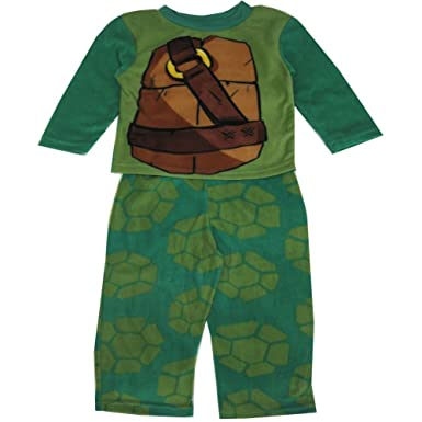 Amazon.com: Nickelodeon Little Boys Tortugas Ninja 2 pc ...