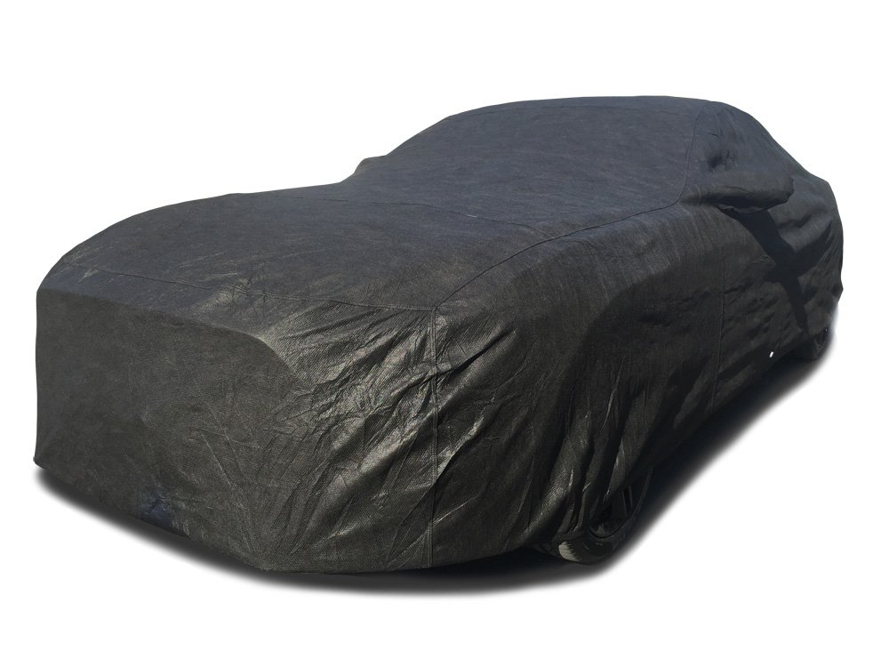 CarsCover Custom Fit 2015-2019 Ford Mustang V6 Ecoboost GT Car Cover for 5 Layer Ultrashield Black Covers 709870732188
