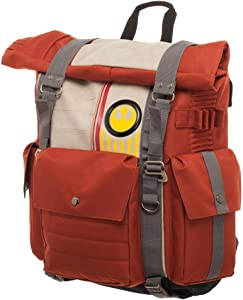 Star Wars Rebel Pilot Rolltop Backpack