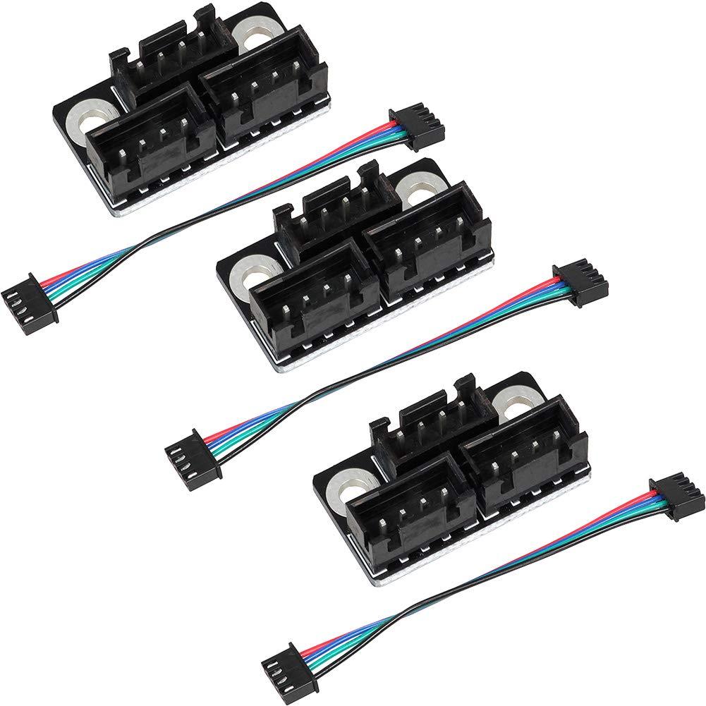 LERDGE 3D Printer Parts Motor Parallel Module for Double Z Axis Dual Z Motors