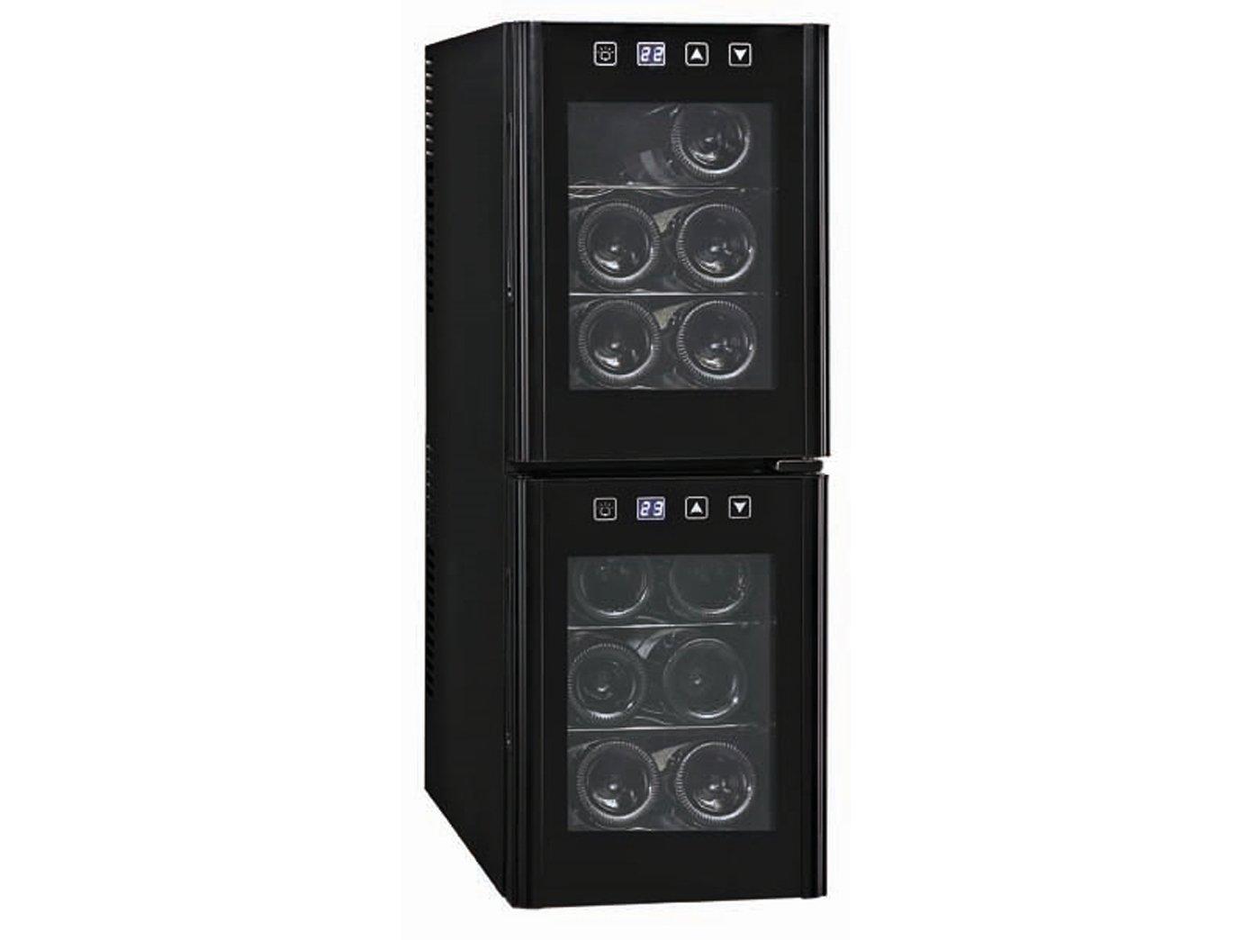 Mini Kühlschrank Mit Absorberkühlung : Profi weinkühlschrank für flaschen ° c getrennt
