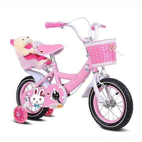 Zcrfy Bici Per Bambini Ragazze Di 2 10 Anni Bicicletta Per Bambini