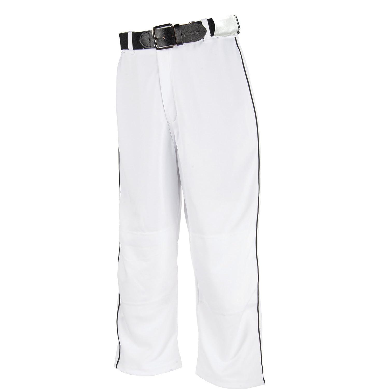Franklinスポーツリラックスフィットユース野球パンツ B0141207UA Small|ホワイト ホワイト Small