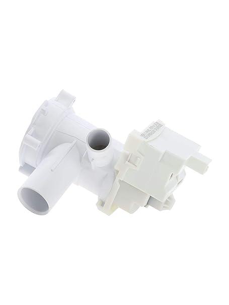 SpareHome® - Bomba de desagüe para lavadoras integrables Bosch y ...