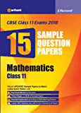 15 Sample Question Papers Mathematics Class 11th CBSE