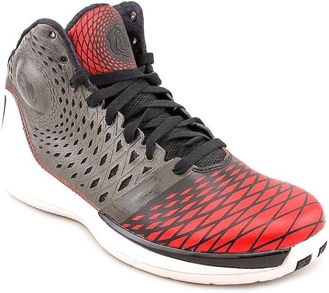 Adidas D Rose 3.5 Mens US Size 10.5 Black Basketball Shoes UK 10 ... b3cc658504