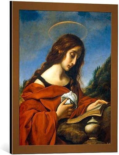 kunst f r alle Framed Art Print  Carlo Dolci Mary Magdalene