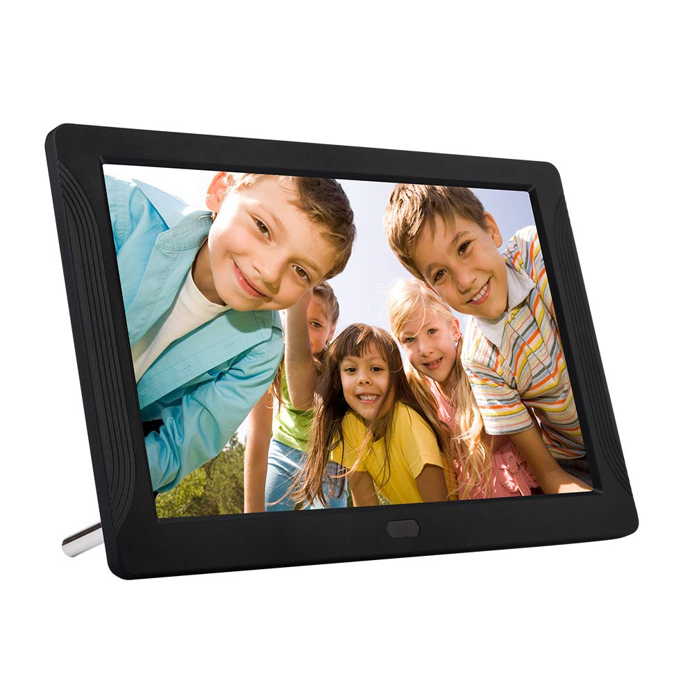 Digital Picture Frames,GAKOV GAP701 7Inch with IPS Full-ViewMulti Modes Slideshow Digital Photo Frame with Background Music 1080P/Stereo/MP3/Calendar/Time/Remote/Best for Gift or Present by GAKOV