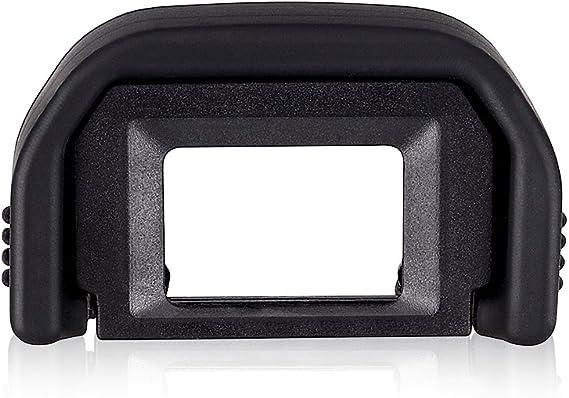 Cilindro De Goma Ocular EF para Canon 1000D 50D 400D 300V 350D 300X 30 G9J6 S7Q6
