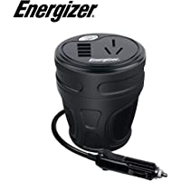 Energizer 200 Watts Power Inverter, Modified Sine Wave Car 12V to 230V Inverter, DC to AC Converter with Four USB…