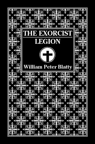 Audiobook cover from The Exorcist & Legionby William Peter Blatty