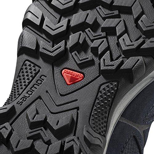 Gtx De Et 2 Chaussures Nocturne Nuance Evasion Multifonctions graphite Graphite Ciel Randonne Salomon Silencieuse Hommes Pour xaHYRYwqd