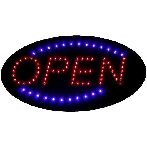 Shop Open Sign Lights: Neon Open Sign: Amazon.com