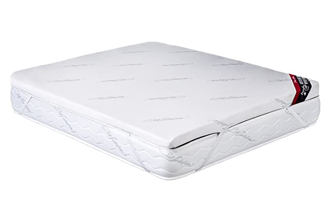 Imperial Confort - Topper viscoelástico - 150 x 200 cm - Grosor 5 cm: Amazon.es: Hogar