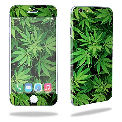 MightySkins Protective Vinyl Skin Decal Cover for Apple iPhone 6/6S Plus 5.5